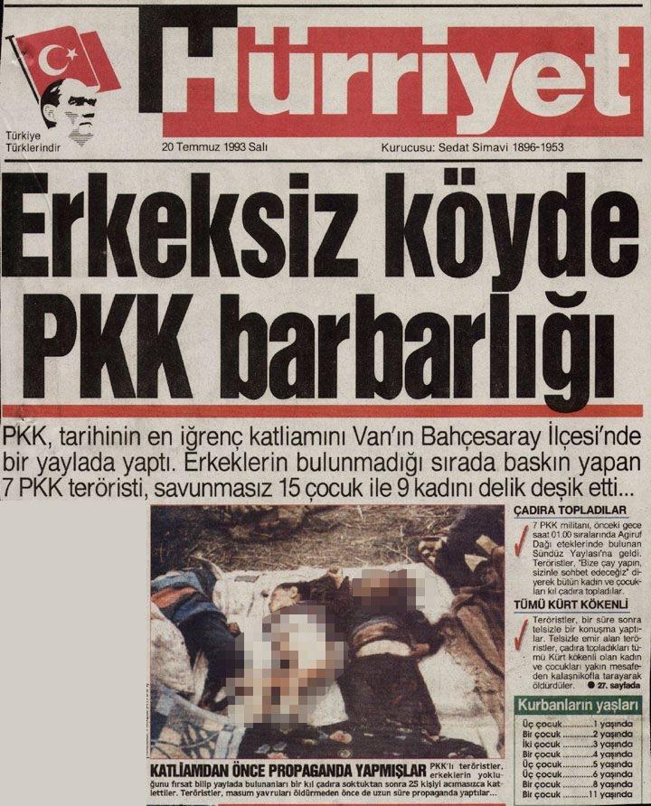 PKK'nın katlettiği bebekler 4