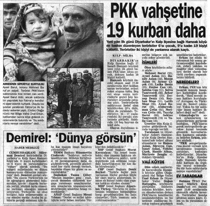 PKK'nın katlettiği bebekler 5