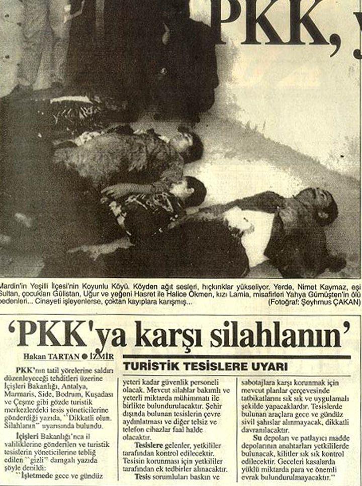 PKK'nın katlettiği bebekler 6