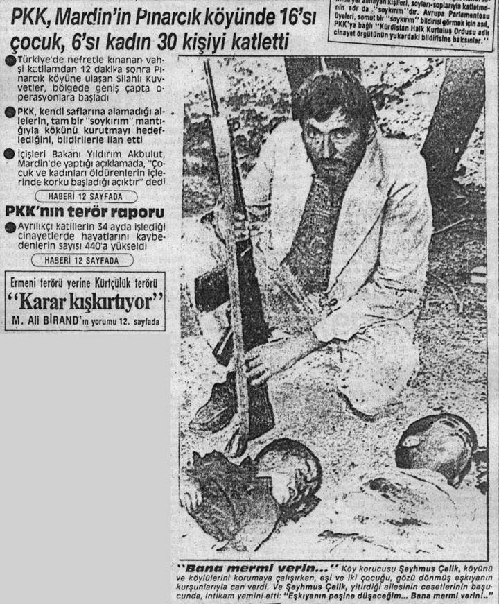 PKK'nın katlettiği bebekler 8