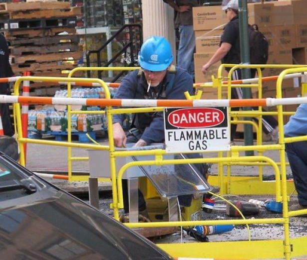 İş güvenliğini yanlış anlayan insanlar 16