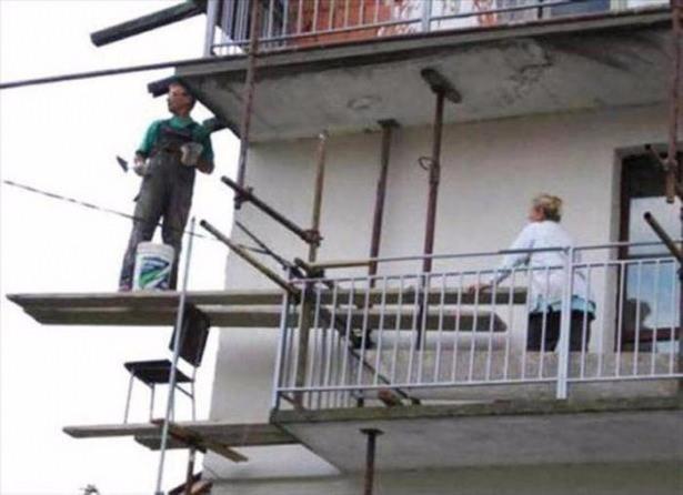 İş güvenliğini yanlış anlayan insanlar 7