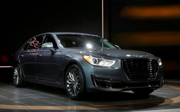 Dünyanın gözü Detroit'te! İşte en yeni modeller 119