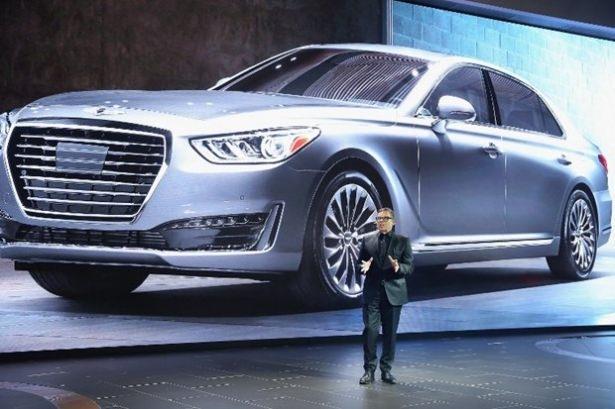 Dünyanın gözü Detroit'te! İşte en yeni modeller 173