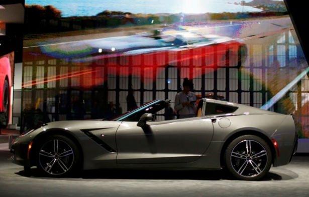 Dünyanın gözü Detroit'te! İşte en yeni modeller 205