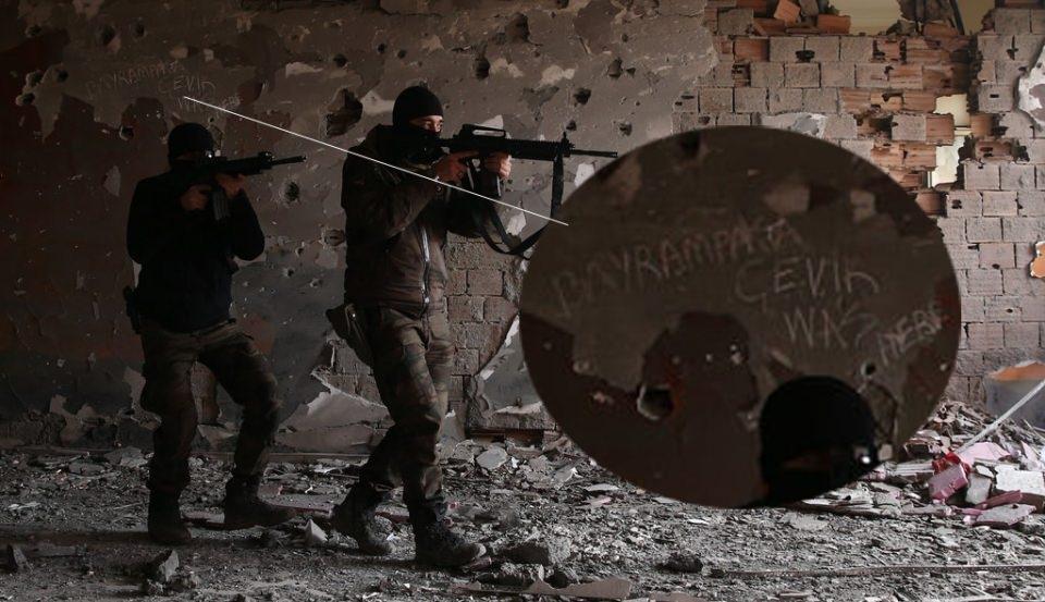 Polis'ten PKK'ya ilginç not 10