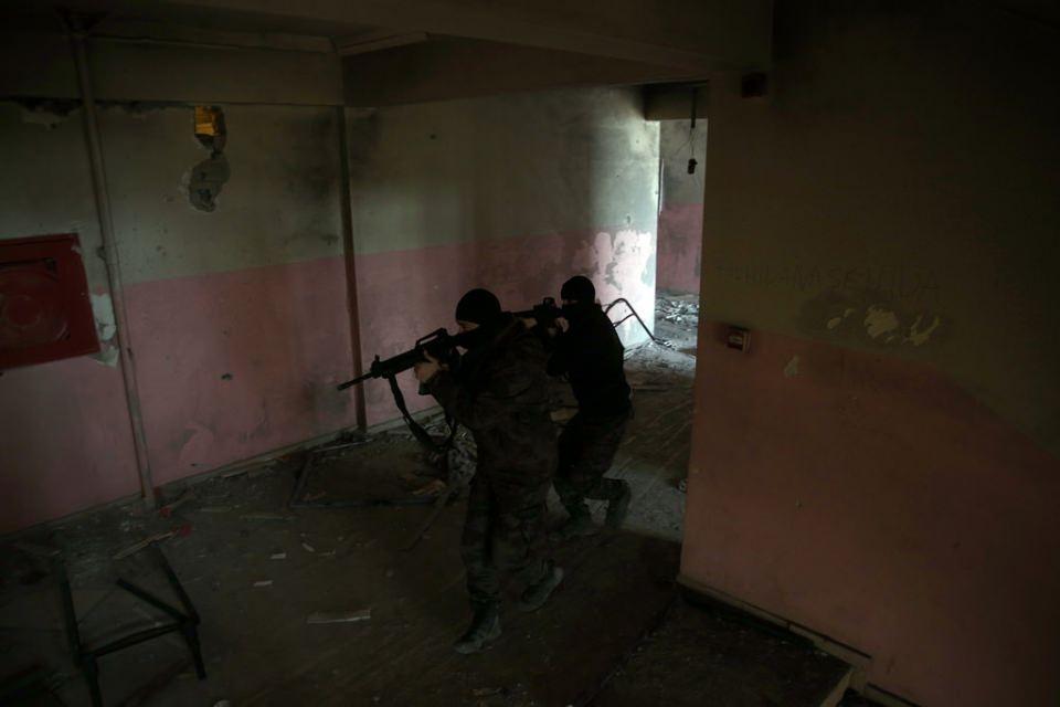 Polis'ten PKK'ya ilginç not 12