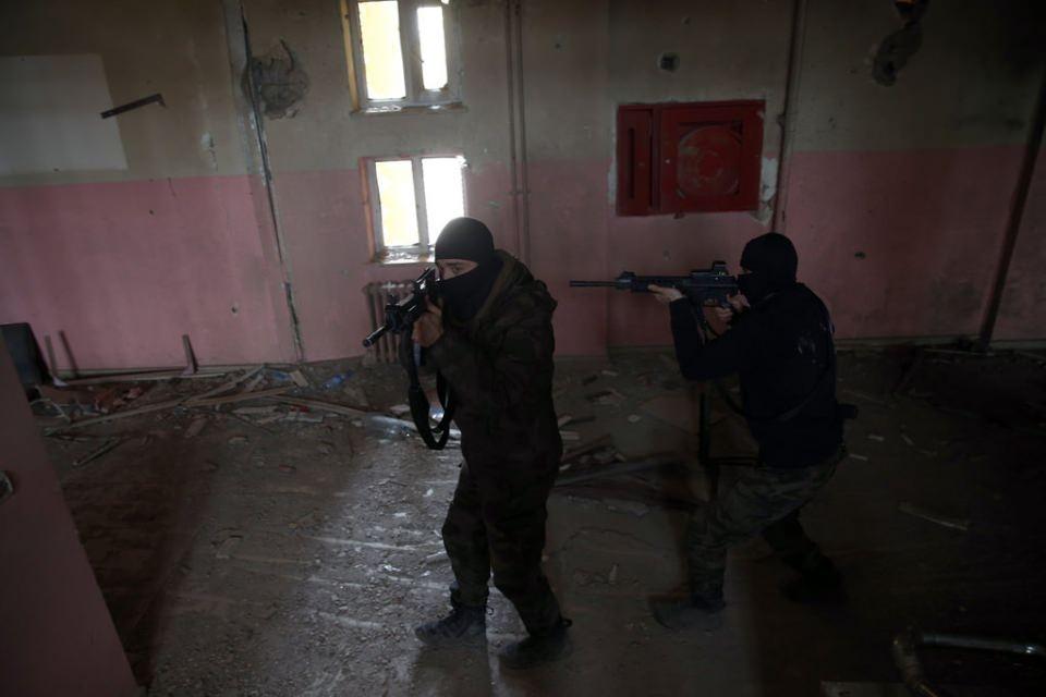 Polis'ten PKK'ya ilginç not 13