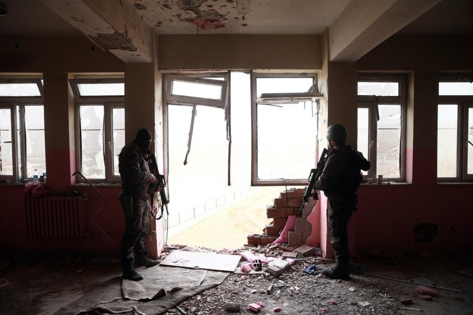 Polis'ten PKK'ya ilginç not 18