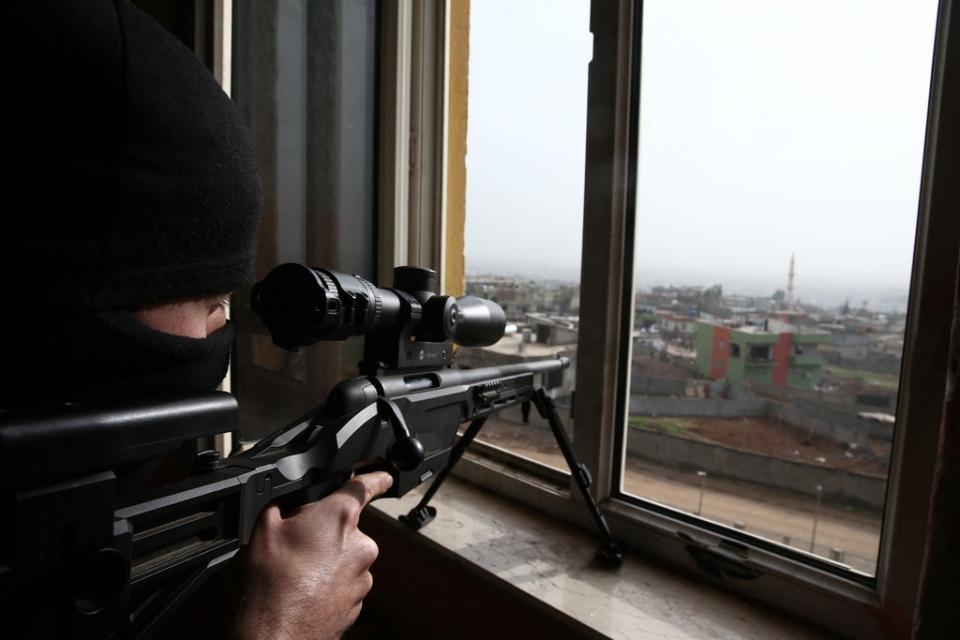 Polis'ten PKK'ya ilginç not 22