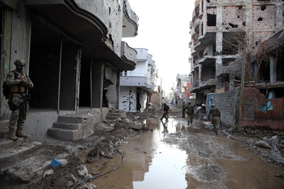 Cizre'de PKK'nın inlerine operasyon 13