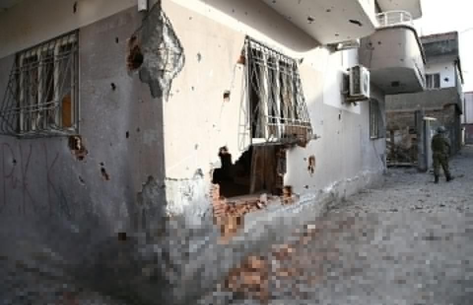 Cizre'de PKK'nın inlerine operasyon 28
