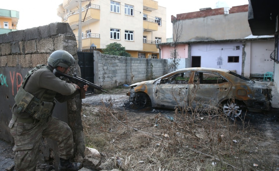 Cizre'de PKK'nın inlerine operasyon 29