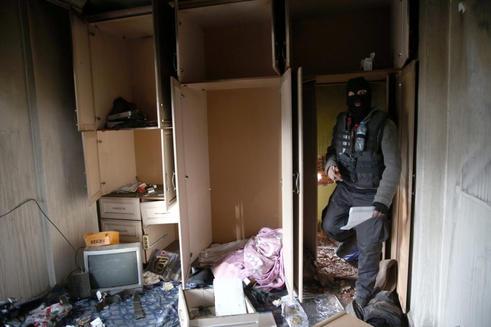 Cizre'de PKK'nın inlerine operasyon 32