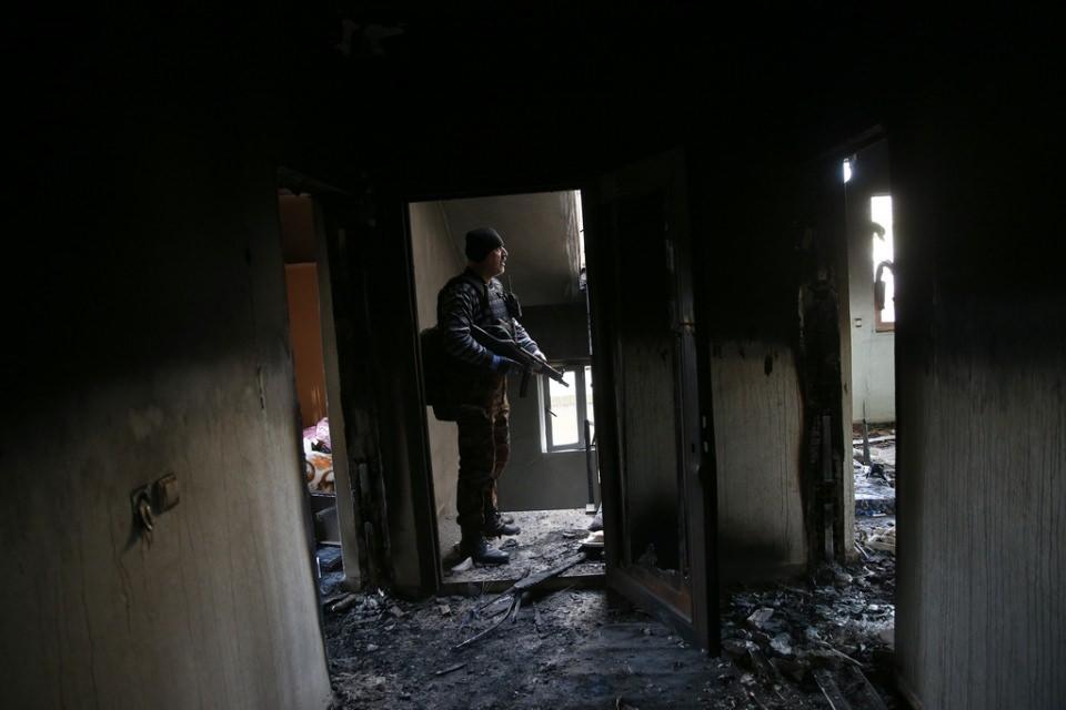 Cizre'de PKK'nın inlerine operasyon 36