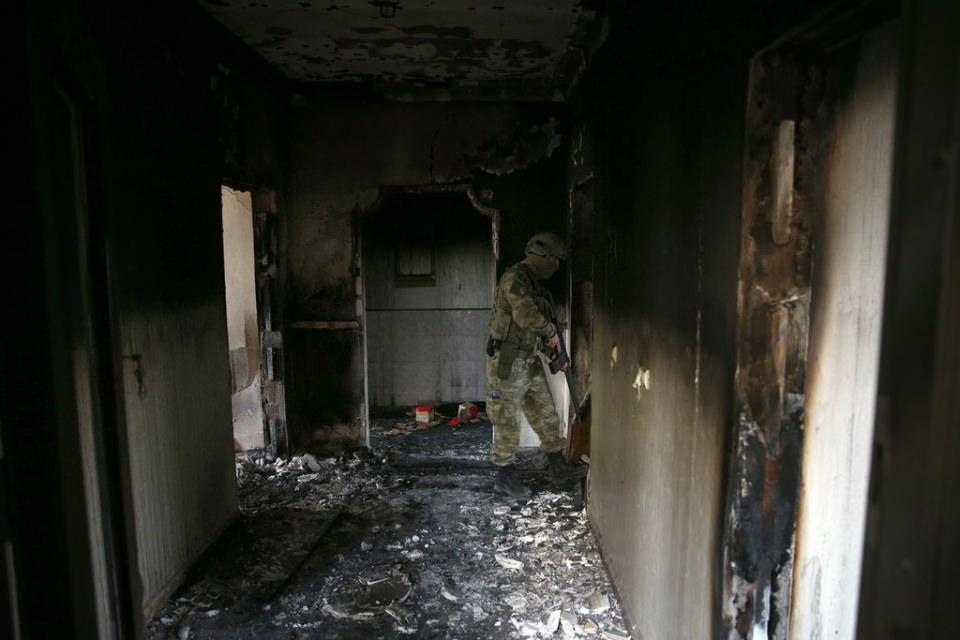 Cizre'de PKK'nın inlerine operasyon 37