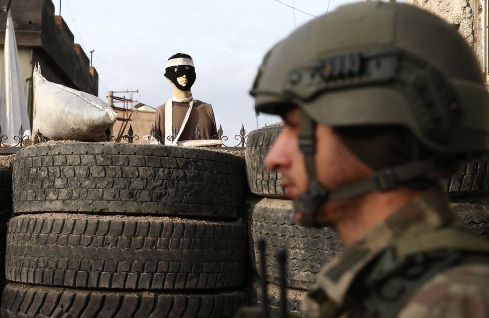 Cizre'de PKK'nın inlerine operasyon 43