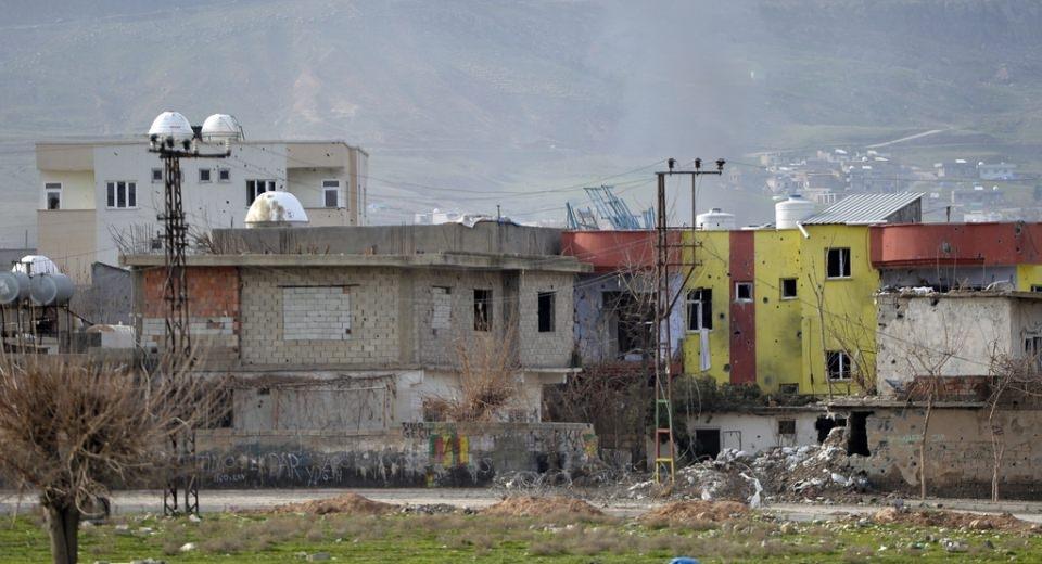 Cizre'de PKK'nın inlerine operasyon 60