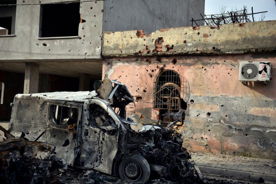 Cizre'de PKK'nın inlerine operasyon 62