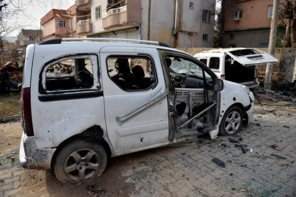 Cizre'de PKK'nın inlerine operasyon 67
