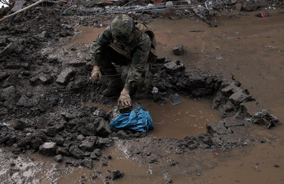 Cizre'de PKK'nın inlerine operasyon 71