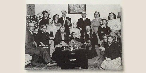 Koç Ailesi'nin albümünden çok özel fotoğraflar 1