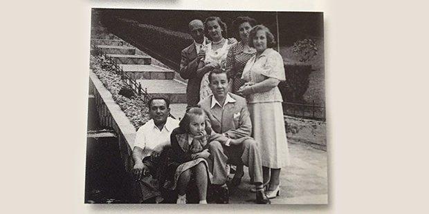 Koç Ailesi'nin albümünden çok özel fotoğraflar 13