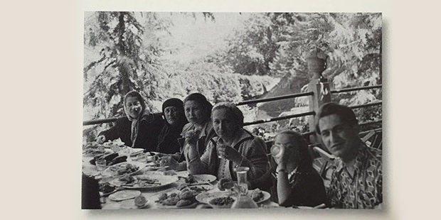 Koç Ailesi'nin albümünden çok özel fotoğraflar 14