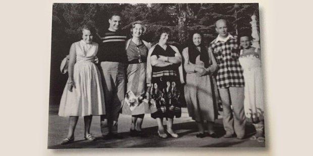 Koç Ailesi'nin albümünden çok özel fotoğraflar 21