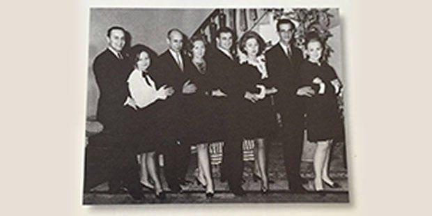 Koç Ailesi'nin albümünden çok özel fotoğraflar 26