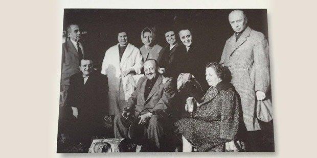 Koç Ailesi'nin albümünden çok özel fotoğraflar 28