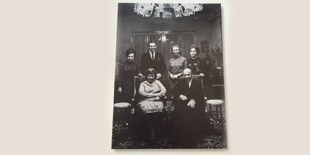 Koç Ailesi'nin albümünden çok özel fotoğraflar 32