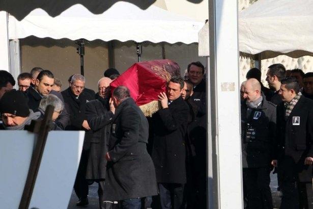 Mustafa Koç'a veda günü 35