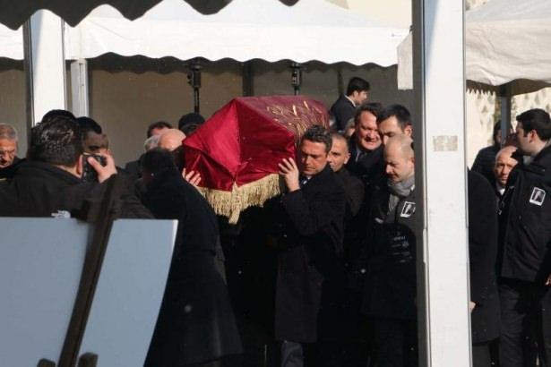 Mustafa Koç'a veda günü 38