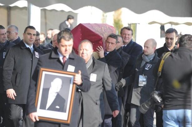 Mustafa Koç'a veda günü 41