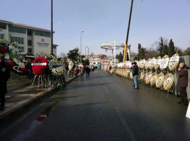 Mustafa Koç'a veda günü 44