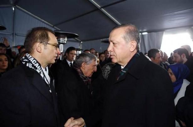 Mustafa Koç'a veda günü 47