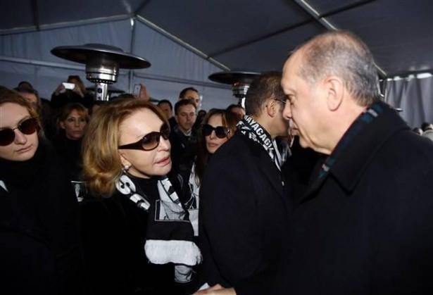 Mustafa Koç'a veda günü 48
