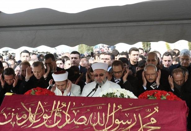 Mustafa Koç'a veda günü 55