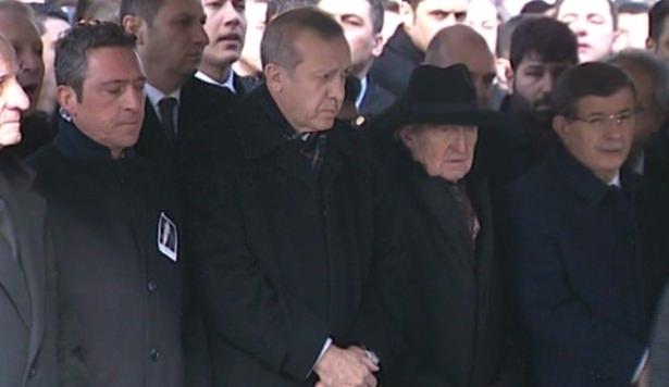 Mustafa Koç'a veda günü 56