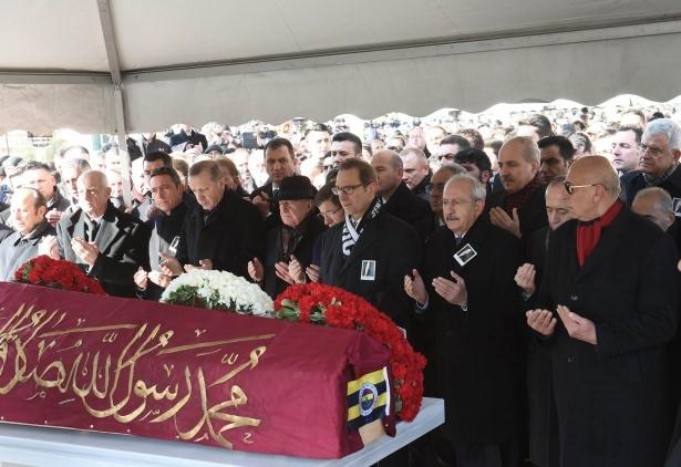 Mustafa Koç'a veda günü 58