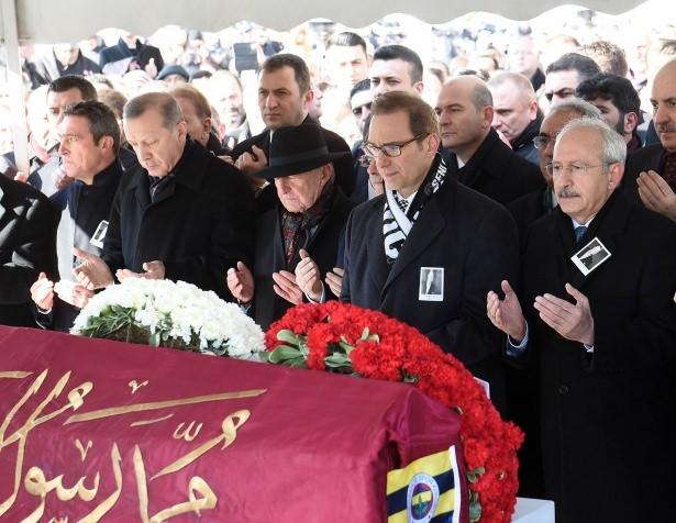 Mustafa Koç'a veda günü 59
