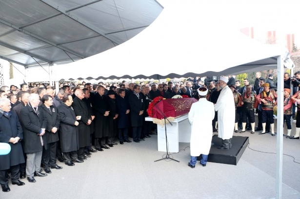 Mustafa Koç'a veda günü 60