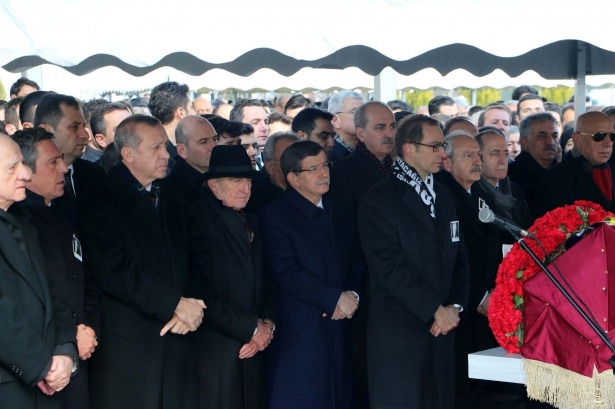 Mustafa Koç'a veda günü 64