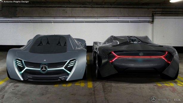 Mercedes'in yeni bombası 1