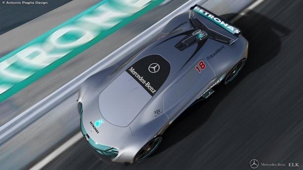 Mercedes'in yeni bombası 11