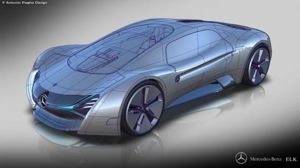 Mercedes'in yeni bombası 12