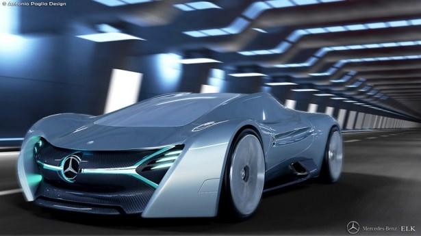 Mercedes'in yeni bombası 13