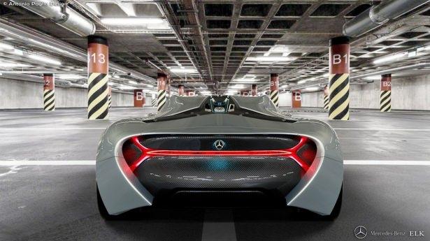 Mercedes'in yeni bombası 15