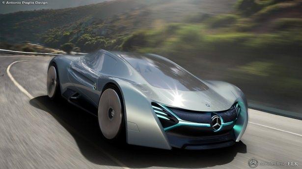 Mercedes'in yeni bombası 17